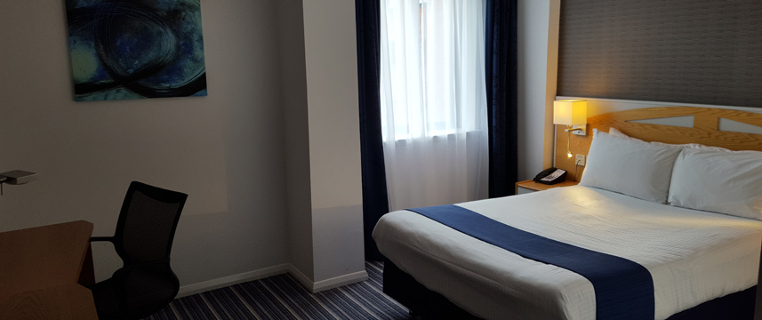 Holiday Inn Express Castle Bromwich Accessible Room Main