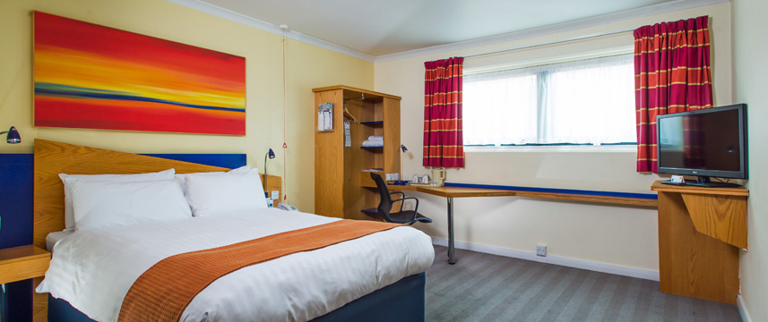 Holiday Inn Express City Centre Riverside Accessible Double