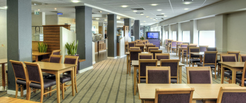 Holiday Inn Express City Centre Riverside Breakfast Room