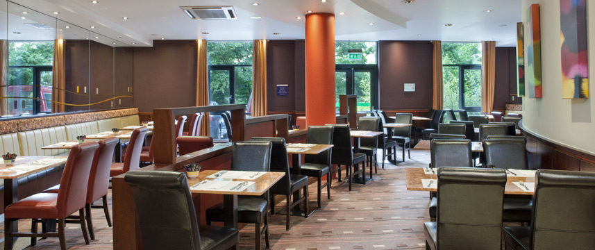 Holiday Inn Express Dublin Airport - Restaurant
