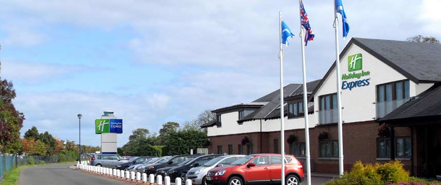 Holiday Inn Express Edinburgh Airport - Exterior