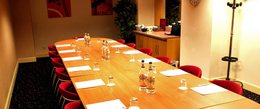 Holiday Inn Express Edinburgh Meeting Room