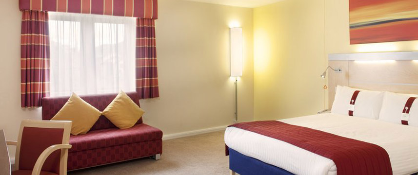 Holiday Inn Express Edinburgh Royal Mile - Double Room