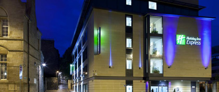 Holiday Inn Express Edinburgh Royal Mile - Exterior