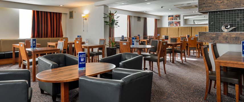 Holiday Inn Express Gatwick - Crawley - Lounge
