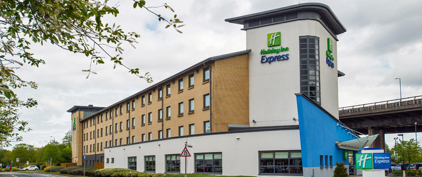 Holiday Inn Express Glasgow Airport - Exterior