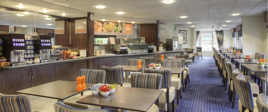 Holiday Inn Express Glasgow City Centre - Breakfast Room
