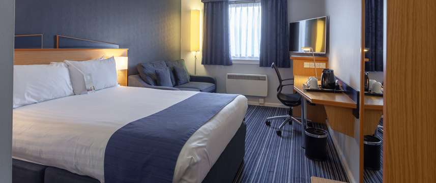 Holiday Inn Express Glasgow City Centre - Double Room