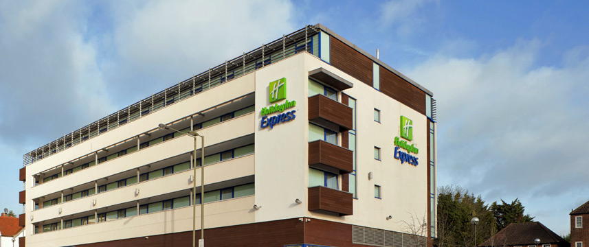 Holiday Inn Express Golders Green Hotel Exterior