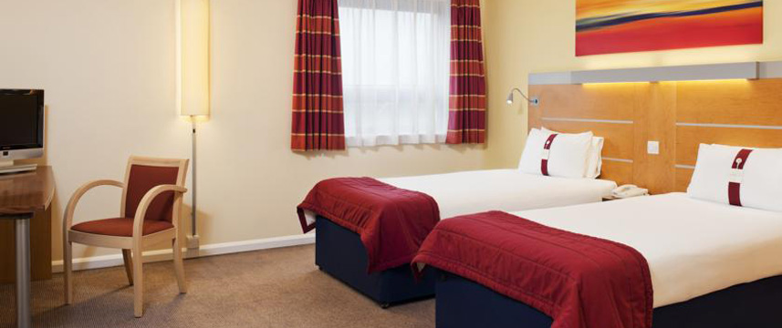 Holiday Inn Express Golders Green Twin Room