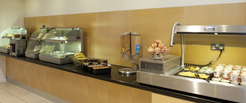Holiday Inn Express Leeds City Centre Armouries Breakfast