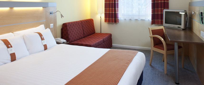 Holiday Inn Express Leeds City Centre Armouries Double