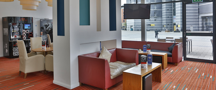 Holiday Inn Express Leeds City Centre Armouries Seating