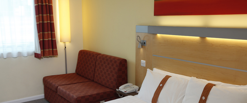 Holiday Inn Express Leeds City Centre Armouries Sofa Bed