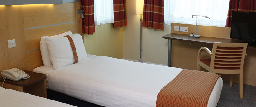Holiday Inn Express Leeds City Centre Armouries Twin