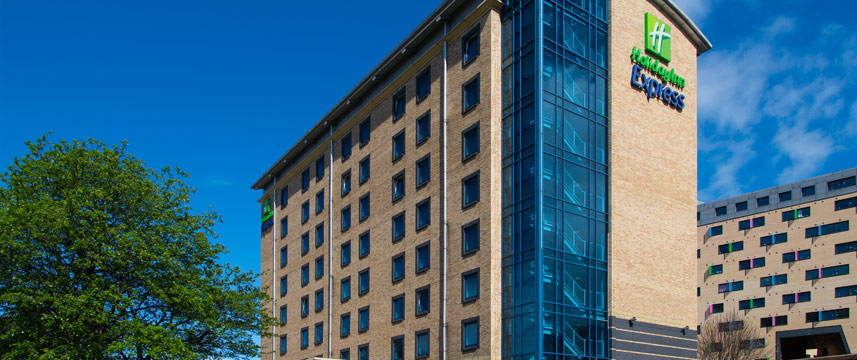 Holiday Inn Express Leeds City Centre - Exterior