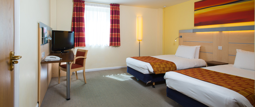 Holiday Inn Express Leeds City Centre - Family Room