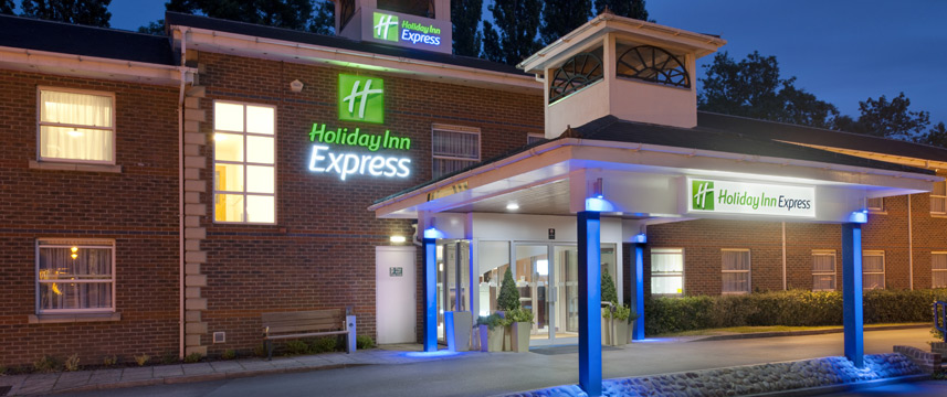Holiday Inn Express Leeds East - Exterior