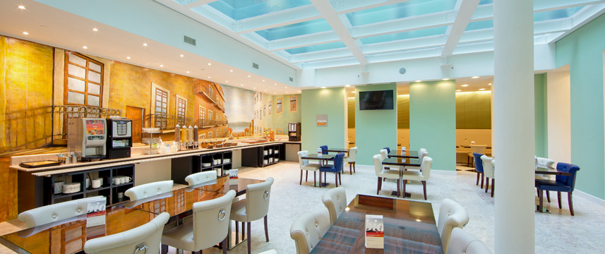 Holiday Inn Express Lisbon Av Liberdade - Breakfast Room