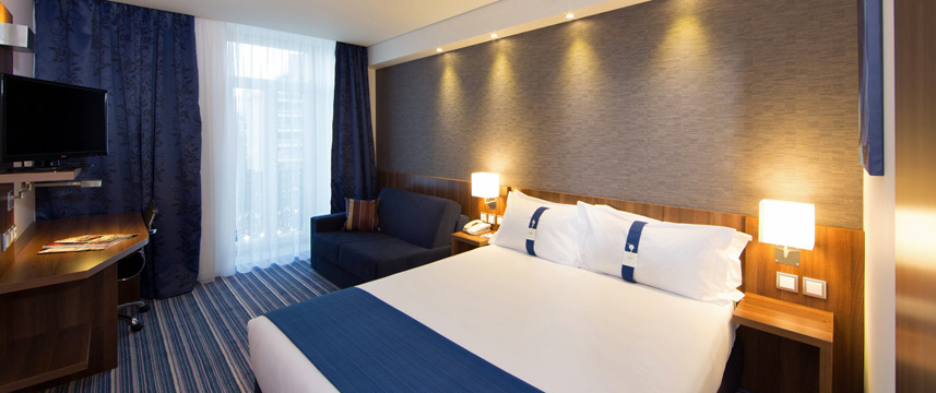 Holiday Inn Express Lisbon Av Liberdade - Double Room
