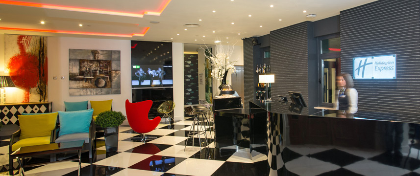 Holiday Inn Express Lisbon Av Liberdade - Reception