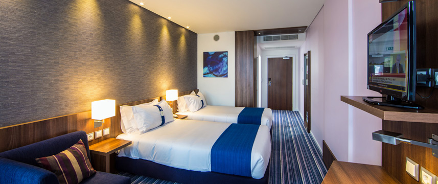 Holiday Inn Express Lisbon Av Liberdade - Twin Beds