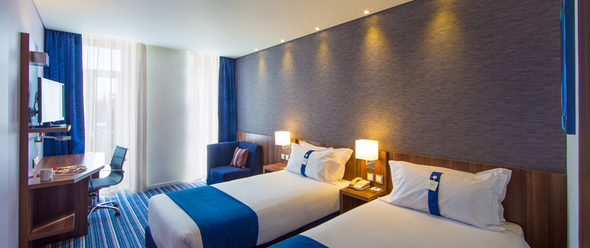 Holiday Inn Express Lisbon Av Liberdade - Twin Room