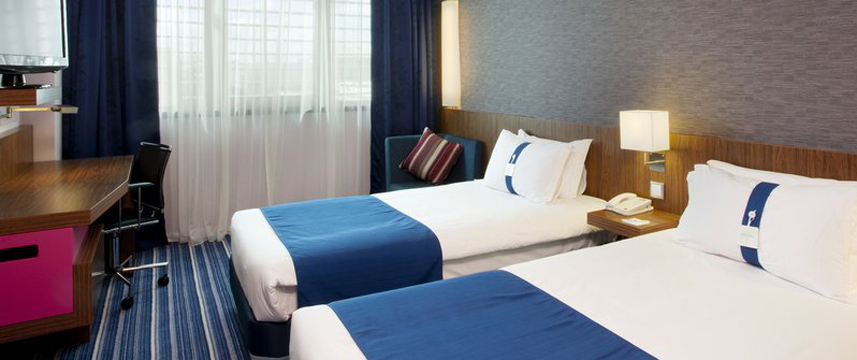 Holiday Inn Express Lisbon Twin