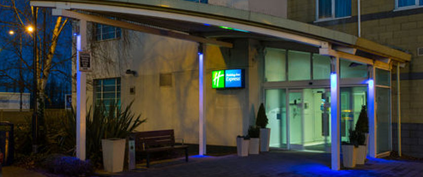 Holiday Inn Express London Chingford - Entrance