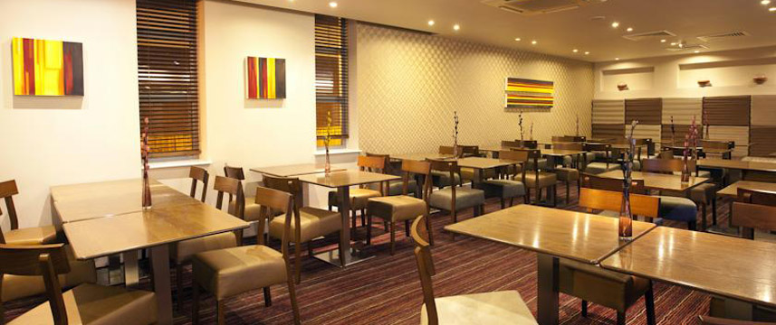 Holiday Inn Express London Croydon - Breakfast Room