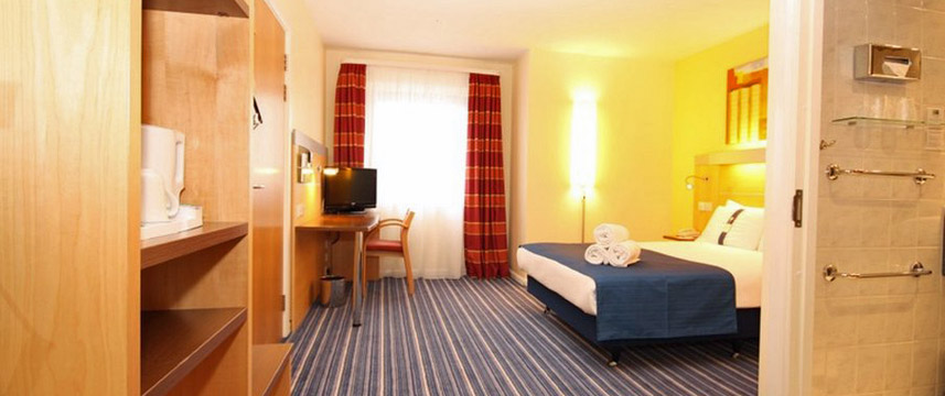 Holiday Inn Express London Croydon - Double Bedroom
