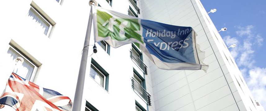 Holiday Inn Express London Croydon - Exterior