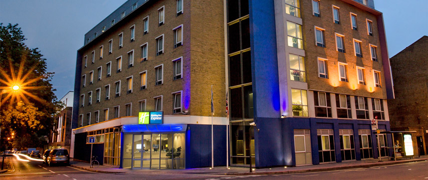 Holiday Inn Express London Earls Court - Exterior