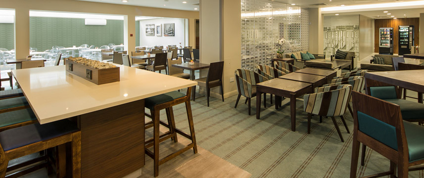 Holiday Inn Express London Earls Court - Lounge