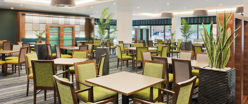 Holiday Inn Express London Heathrow T5 Restaurant