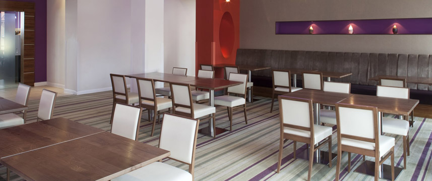 Holiday Inn Express London Newbury Park - Restaurant