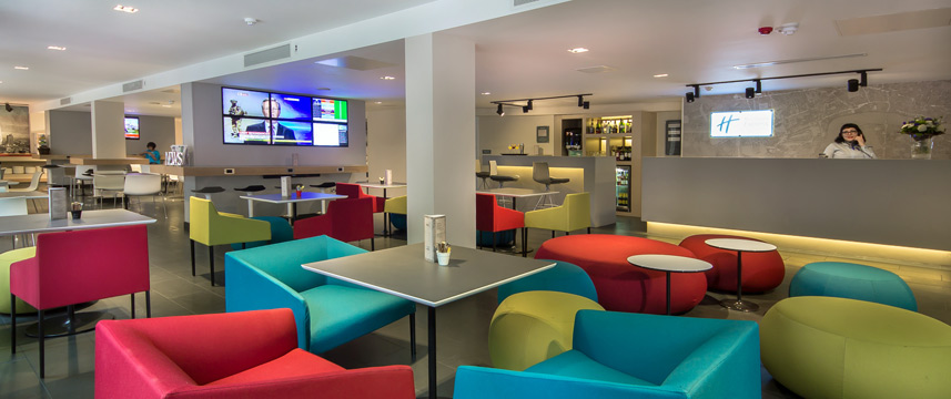 Holiday Inn Express London Southwark - Reception