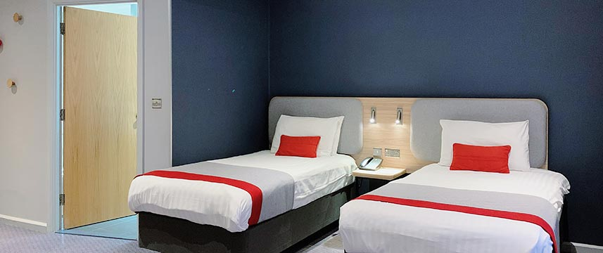 Holiday Inn Express London Victoria - Twin Room
