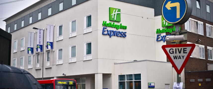 Holiday Inn Express London Wimbledon South - Exterior