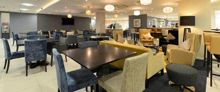 Holiday Inn Express London Wimbledon South - Restaurant