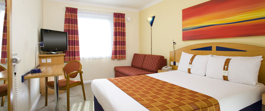 Holiday Inn Express Luton Airport - Double
