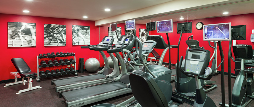 Holiday Inn Express Madison Square Gardens Fitness Centre