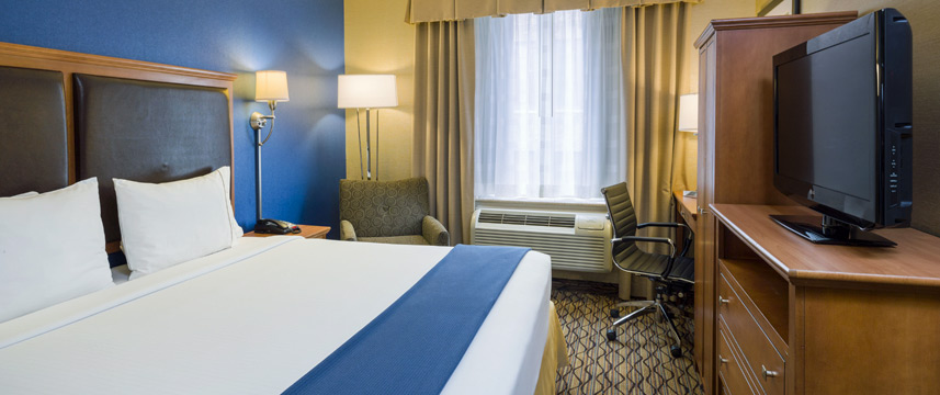 Holiday Inn Express Madison Square Gardens King Room
