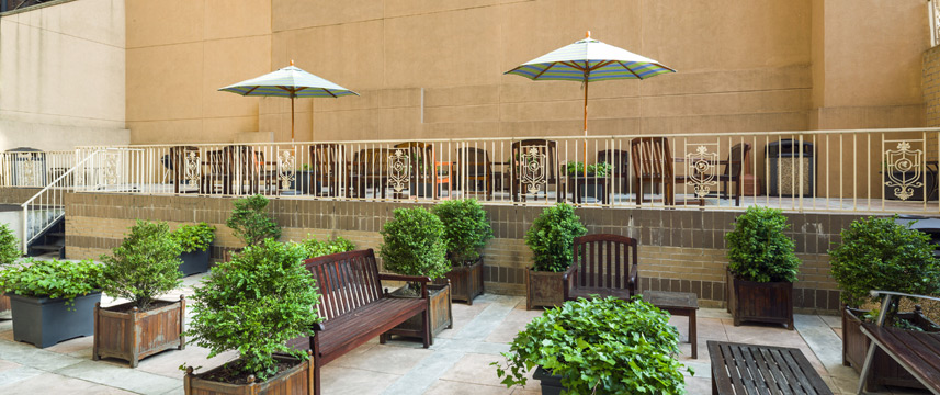 Holiday Inn Express Madison Square Gardens Terrace