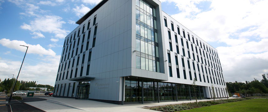 Holiday Inn Express Manchester Trafford City - Exterior View