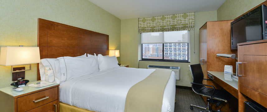 Holiday Inn Express Manhattan Midtown West - Double Bed