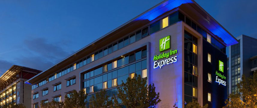 Holiday Inn Express Newcastle City Centre - Exterior