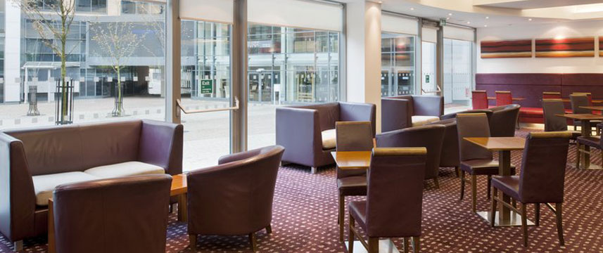 Holiday Inn Express Newcastle City Centre - Lounge