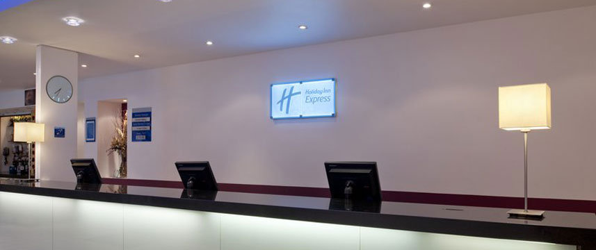 Holiday Inn Express Newcastle City Centre - Reception