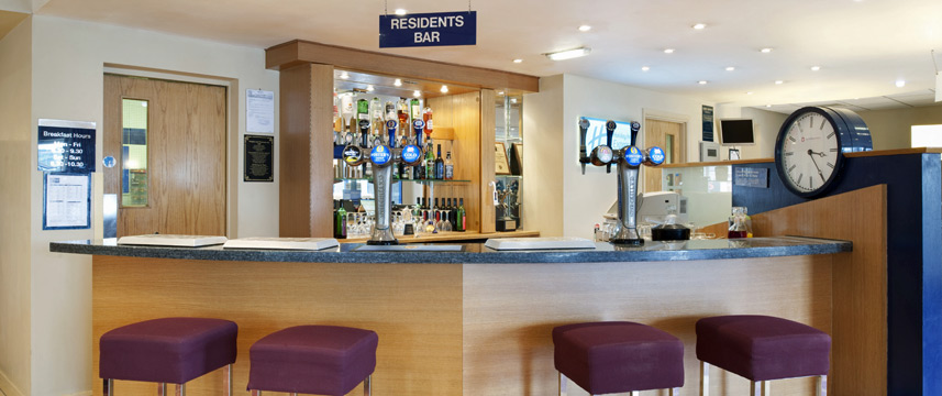 Holiday Inn Express Newcastle Metro Centre - Bar